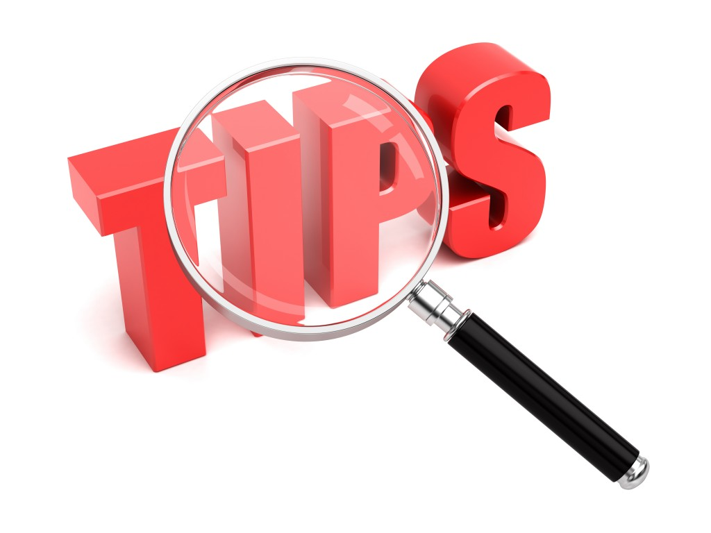 Tips search