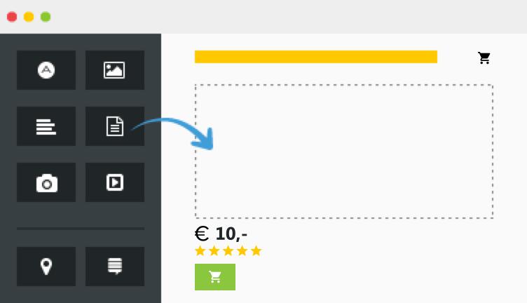 webshop-inrichten