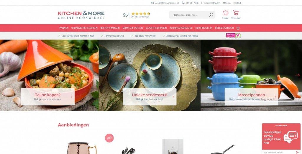 Voorbeeld CCV shop webwinkel
