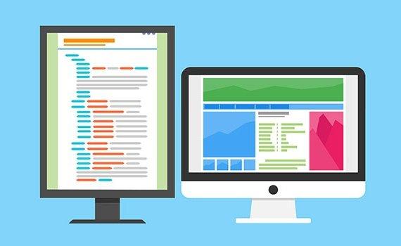 ontwerp code techniek webshop website
