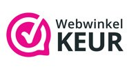 webwinkel keur logo