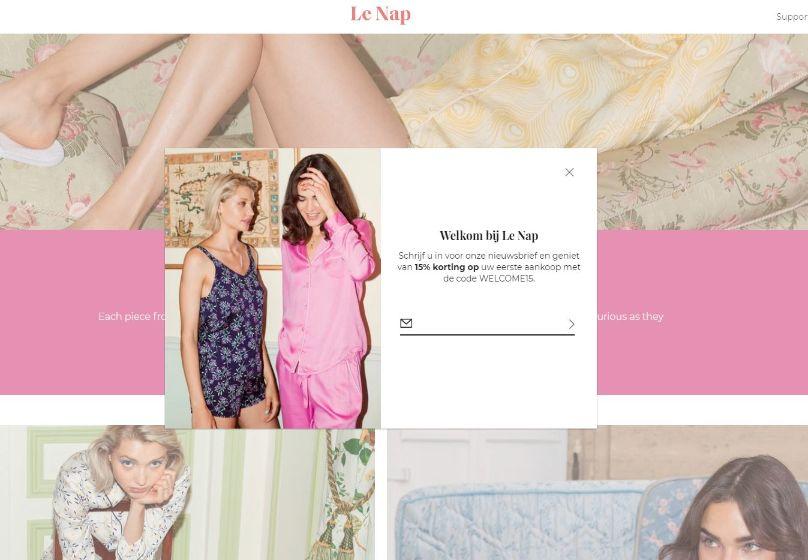 Le Nap-shopify