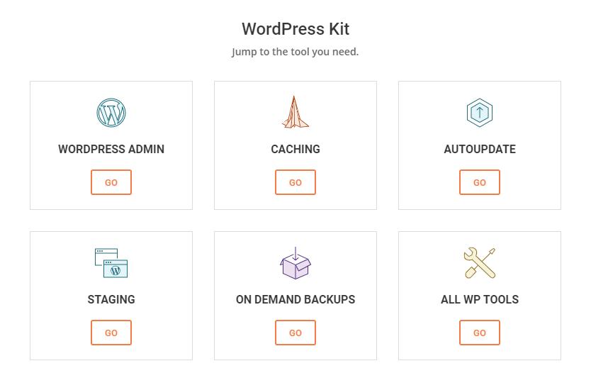 Wordpress kit